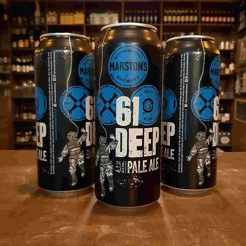 Cerveja Martons 61 Deep Pale Ale500ml