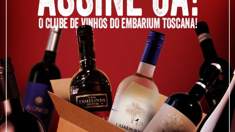 Clube de Vinhos - 3 Meses de Assinatura