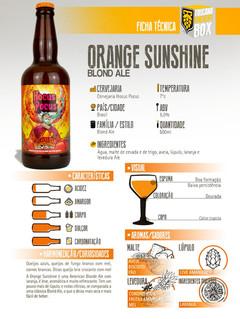 Hocus Pocus Orange Sunshine