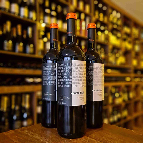 Vinho Tinto Argentino Punto Final Reserva Signature  Cabernet Sauvignon 750ml