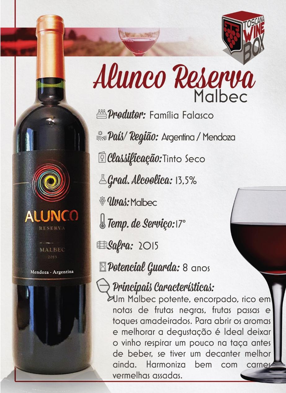 Alunco Reserva