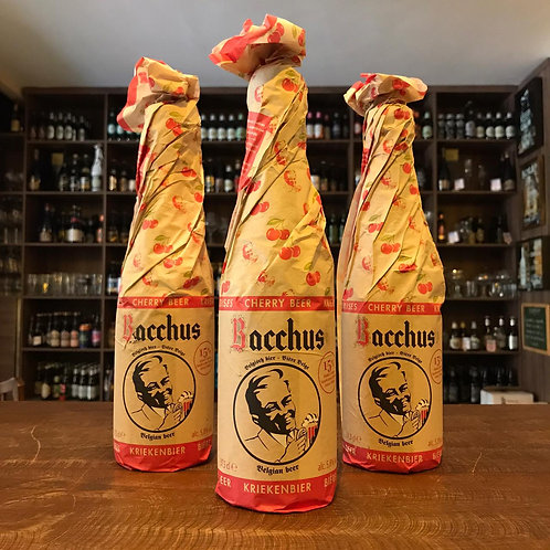 Cerveja Belga Bacchus Kriekenbier 375ml