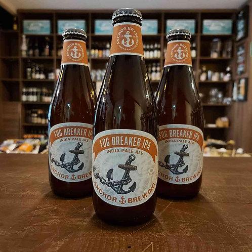 Cerveja Anchor Fog Breaker IPA 375ml