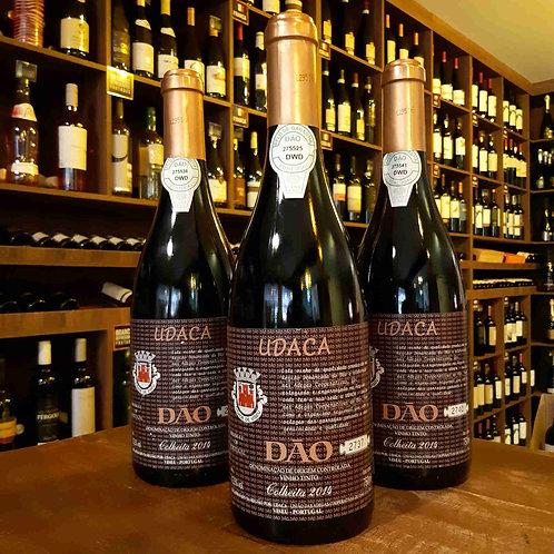 Vinho Tinto Português Udaca 50 Anos Colheita 750ml - Região Dão