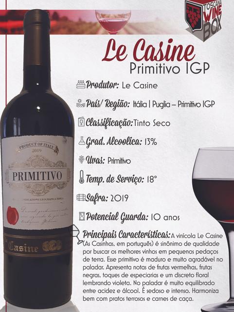Le Casine Primitivo