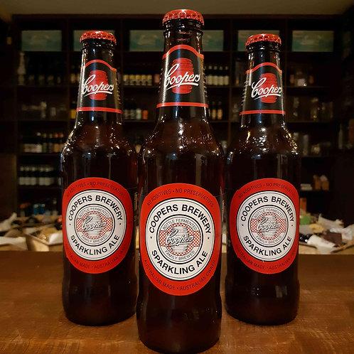 Cerveja Coopers Sparkling Pale Ale 375ml - Maltada, Seca no Final