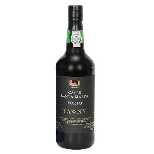 Vinho do Porto Santa Marta Tawny 750ml cada
