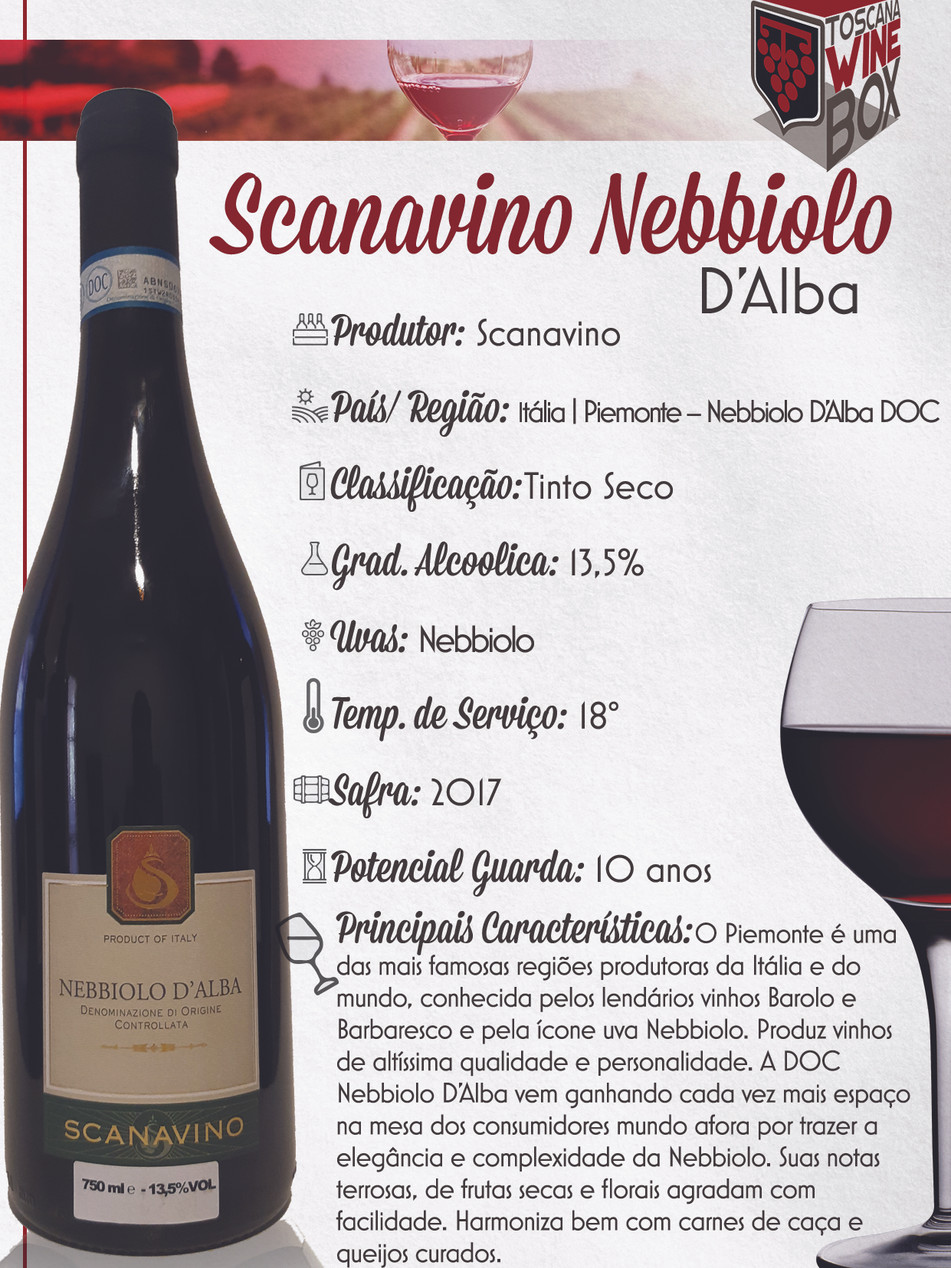 Scanavino Nebbiolo