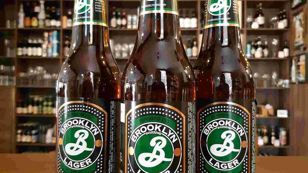 Cerveja Brooklyn Lager 335ml
