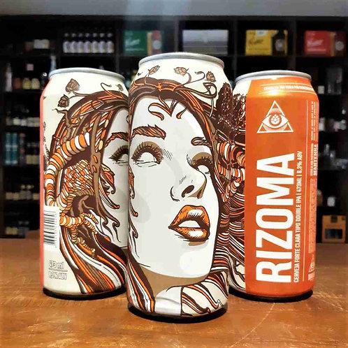 Cerveja Dogma Rizoma 473ml - Considerada a melhor IPA do Brasil!
