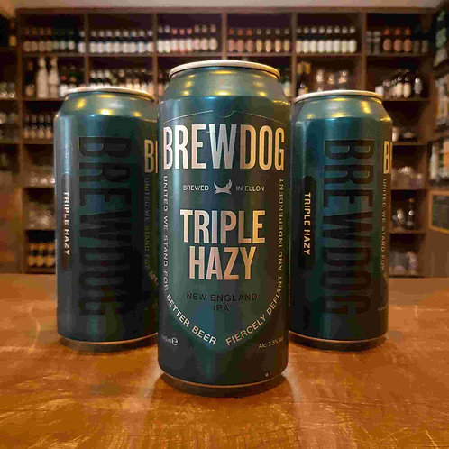Cerveja BrewDog Triple Hazy Double NEIPA 440ml