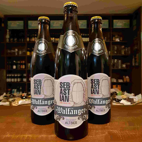 Cerveja Walfanger Altbier 500ml