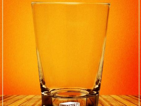 """""""O copo influencia no sabor da bebida"""". Mito ou realidade?"""