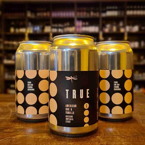 Cerveja Dádiva #1 True American Oak & Vanilla 350ml