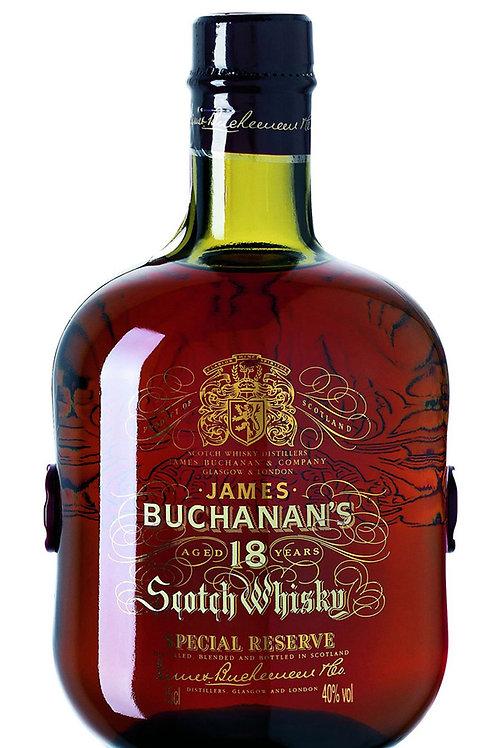 Whisky Buchanans 18 Anos 750ml