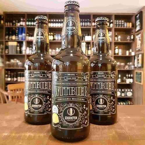 Cerveja Schornstein Belgium Witbier 500ml