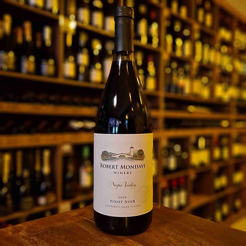 Vinho Tinto Californiano Robert Mondavi Napa Valley Pinot Noir 750ml