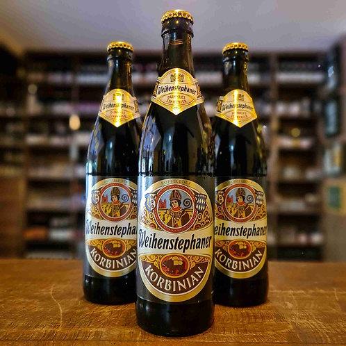 Cerveja Weihenstephaner Korbinian Doppelbock 500ml