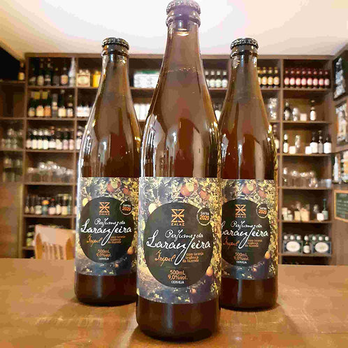 Cerveja Zalaz Perfume de Laranjeira Belgium Tripel com Laranja 500ml