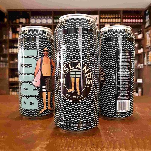 Cerveja 4 Island Briói Double NEIPA (New Englando IPA) 473ml