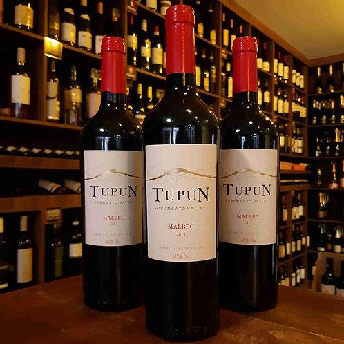 Vinho Argentino Tupun Malbec Tupungato Valley 750ml