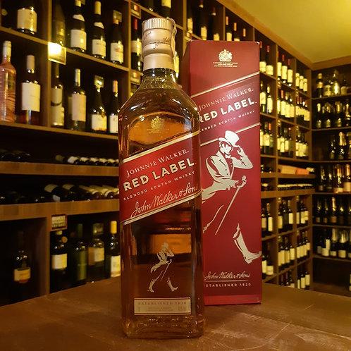 Whisky Scotch Red Label 1L