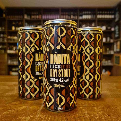 Cerveja Dádiva Classic Stout 310ml