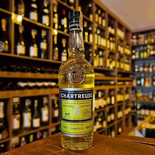 Licor Chartreuse Yellow 700 ml
