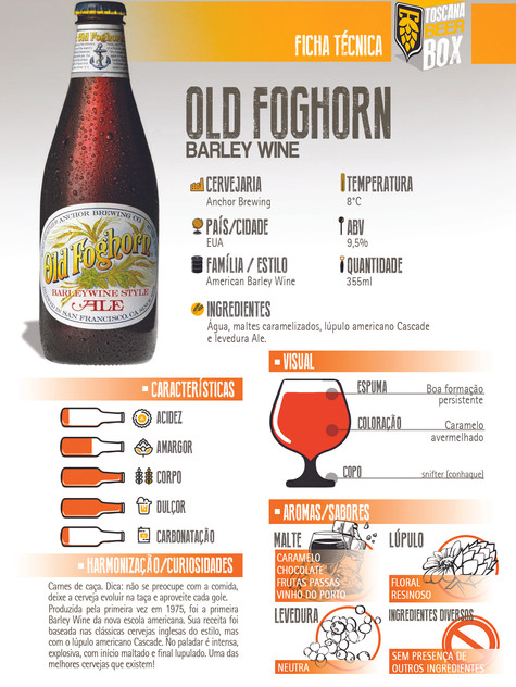 Anchor Old Foghorn