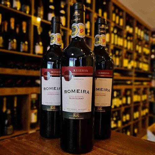 Vinho Tinto Português Romeira Reserva Regional Alentejano 750ml
