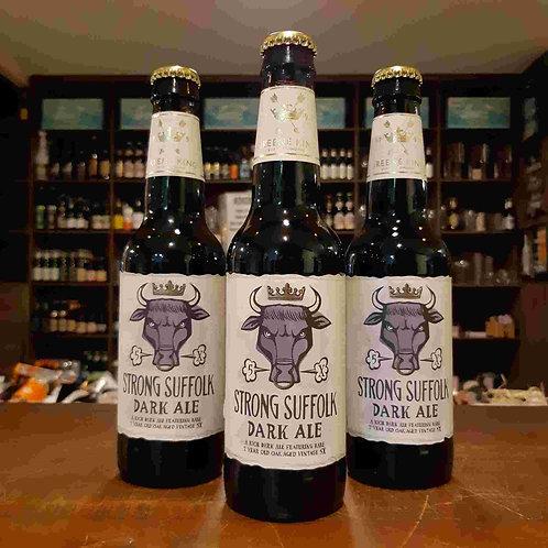 Cerveja Inglesa Strong Suffolk Oak Aged 335ml - Envelhecida em Barril de Madeira
