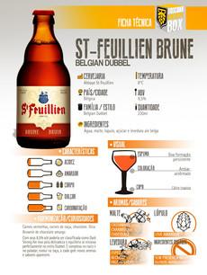 St Feuillian Brune