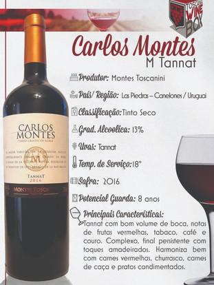 Carlos Montes Tannat
