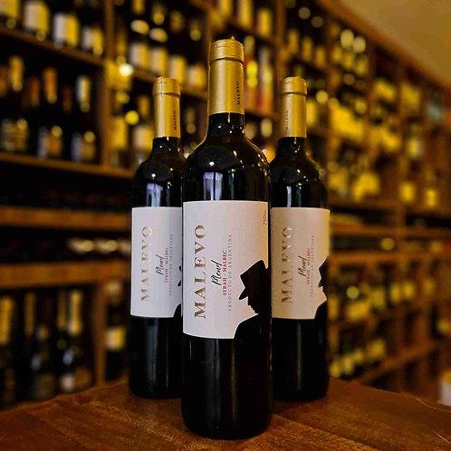 Vinho Tinto Argentino Malevo Syrah Malbec 750ml