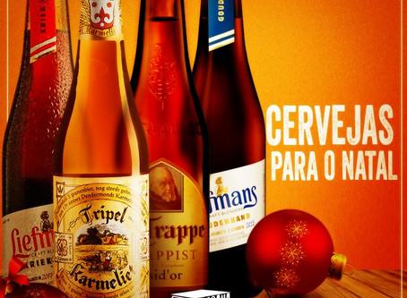 Dicas de Cervejas para a sua Ceia de Natal!