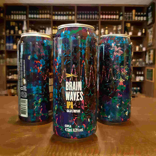Cerveja Dadiva Brain Waves NE IPA 473ml