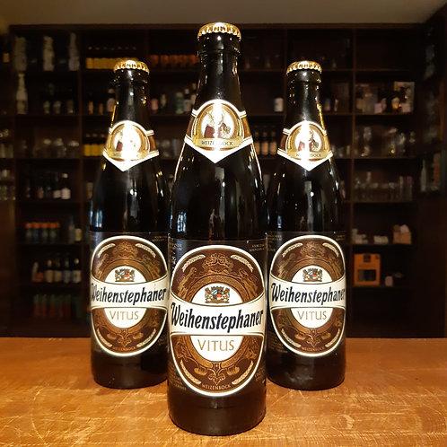 Cerveja Alemã Weihenstephaner Vitus Weizenbock 500ml
