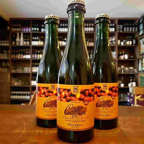 Cerveja Zalaz Amantik Coffea Brazilian Wild Ale 375ml