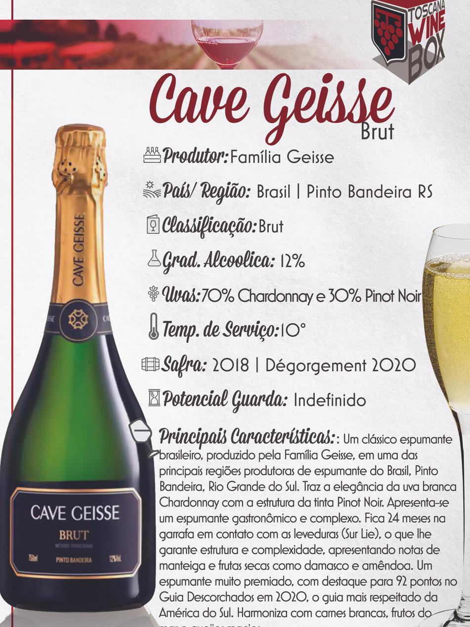 Cave Geisse Brut