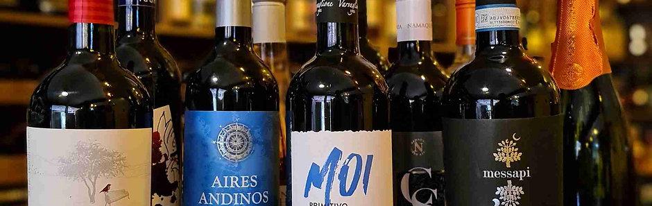 Combo Especial com 10 Vinhos por R$ 59,94 cada!