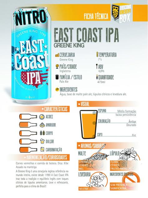 Greene King East Coast Ipa