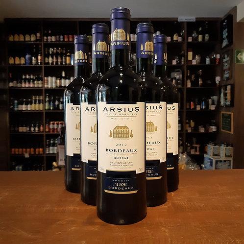 Vinho Tinto Bordeaux Arsius - A partir de R$ 49,99