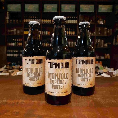 Cerveja Tupiniquim Monjolo Imperial Porter 300ml - Uma das Melhores do Brasil!