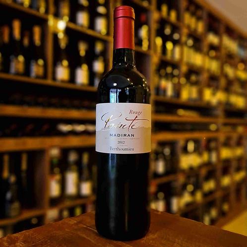 Vinho Tinto Francês Berthoumieu Pointé Trannat Madiran 750ml
