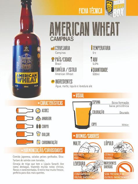 Campinas American Wheat