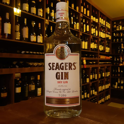Gin Seagers 1 Litro (London Dry)