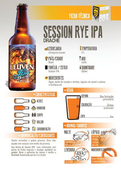 Leuven Session Rye IPA