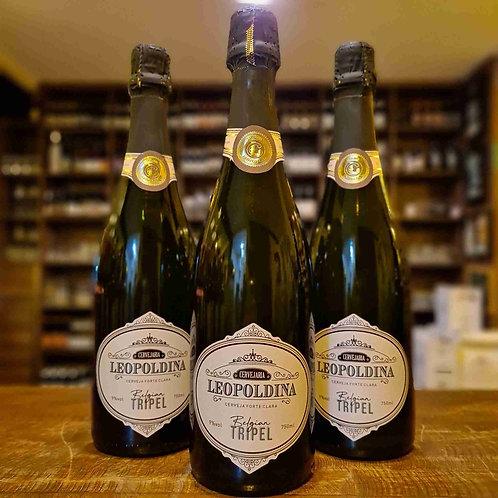 Cerveja Leopoldina Belgian Tripel 750ml - Assinante Solicite seu Cupom 25% OFF