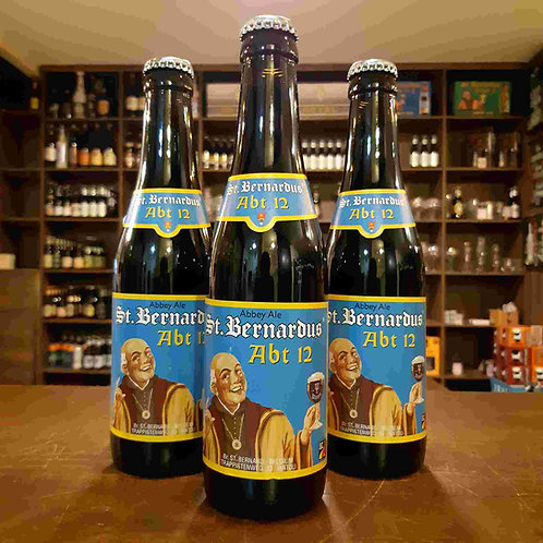 Cerveja St Bernardus Abt 12 330ml Dark Strong Ale