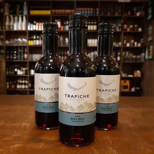Vinho Tinto Argentino Trapiche Malbec 187ml